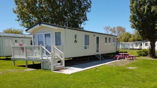 Plot 169 Lakeside - Luxury 8 berth with en-suite