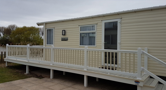 Plot 21 Lakeside Crescent - Luxury 8 berth with en-suite