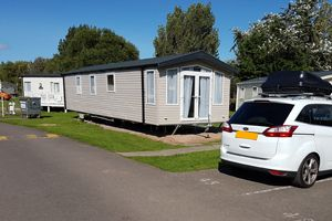 Plot 45 Lakeside - Luxury 8 berth with en-suite